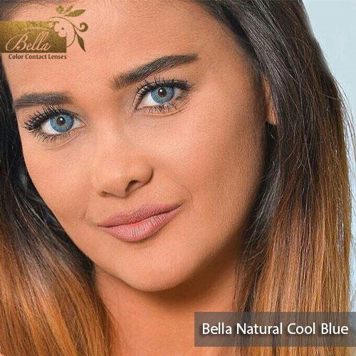 خرید لنز بلا نچرال رنگ کول بلو Cool Blue