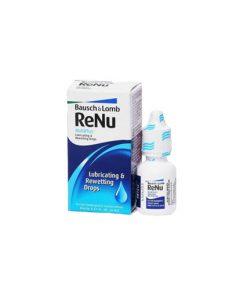 خرید قطره مرطوب کننده لنز چشم رنیو