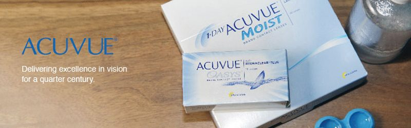 خرید لنز طبی لنز اکیووی