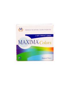 قیمت خرید لنز رنگی فصلی ماکسیما