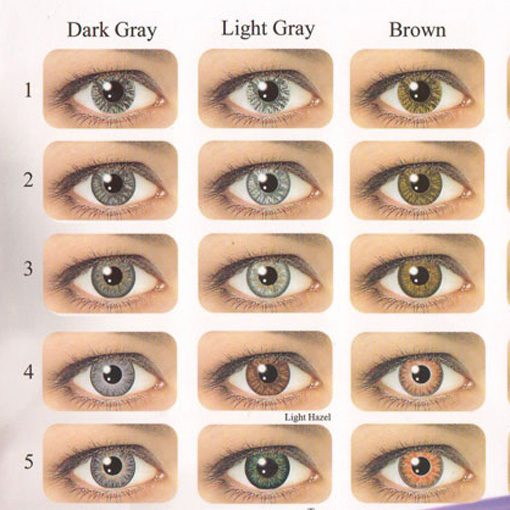 خرید لنز رنگی آرین 2