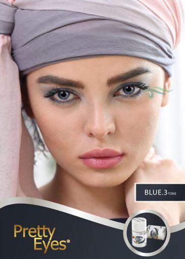 خرید لنز آبی مارشال تن 3