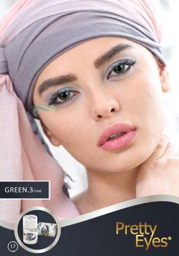 خرید لنز سبز مارشال تن 3