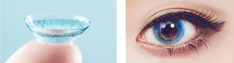 آموزش ده نکته درباره لنز طبی رنگی