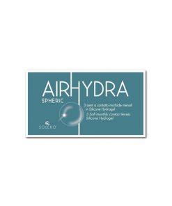 خرید لنز طبی فصلی سولکو Soleko Air Hydra